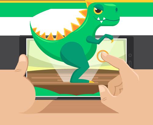 Augment Reality App Development / AR App Development